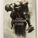 Hero of Hacksaw Ridge book paperback new