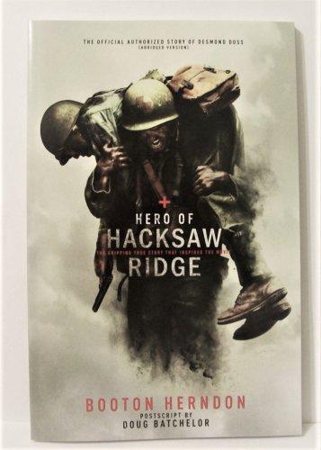 Hero of Hacksaw Ridge book paperback new