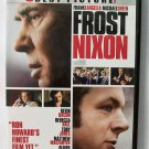 Frost Nixon DVD political