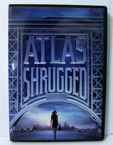 Atlas Shrugged Part 1 DVD drama