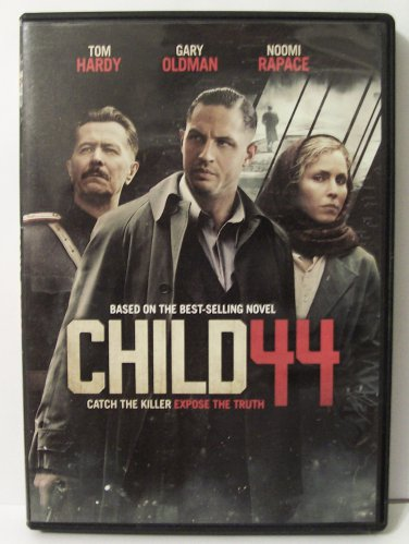 Child 44 DVD crime thriller