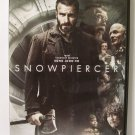 Snowpiercer DVD sci-fi