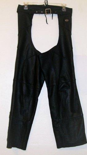Harley-Davidson Chaps size 35/38 2XL leather men women