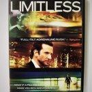 Limitless DVD drama fantasy