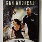 San Andreas DVD action