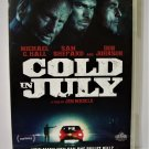 Cold in July DVD crime