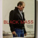 Black Mass DVD crime