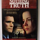 Nothing But the Truth DVD drama