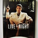 Live By Night DVD crime