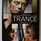 Trance DVD thriller