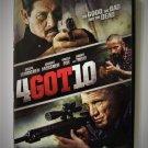 4Got10 DVD crime