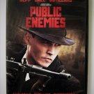 Public Enemies DVD crime