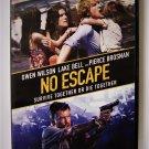 No Escape DVD thriller