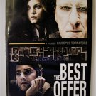 The Best Offer DVD romantic thiller