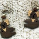 Koala Bear Earrings