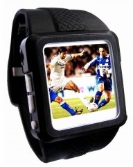 Watch MP4 Player 1GB, 1.5-inch OLED Screen