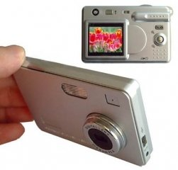 Digital Camera, 3M Pixel, 1.5 inch Color Ltps LCD