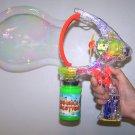 Jumbo Light up Bubble Maker Gun
