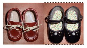 Assorted Baby Shoes