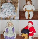 Closeout of Porcelain Dolls~Make An Offer~