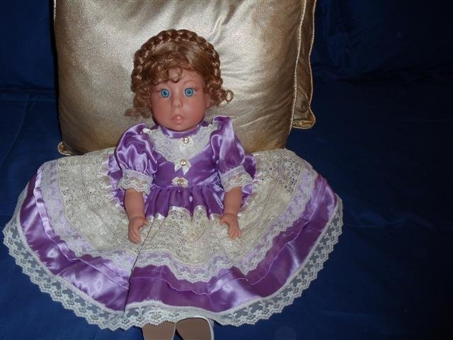 Playtime with Molly Rose- Middleton Collectible Doll