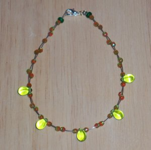 """Ornaments Anklet"" 32"