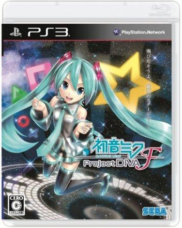 PS3 PS3 Hatsune MIKU Project DIVA F 1 USED [Language Japanese][Japan Import] [Region Free](sort:3)