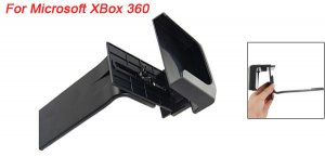 Kinect Eye Camera TV Black Plastic Sliding Clip for XBox 360 free shipping