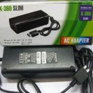 AC Adapter Power Supply Cord FOR XBOX 360 XBOX360 Slim  free shipping
