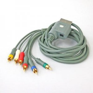 HD AV High Definition HDTV Cable for XBOX 360 Component  free shipping