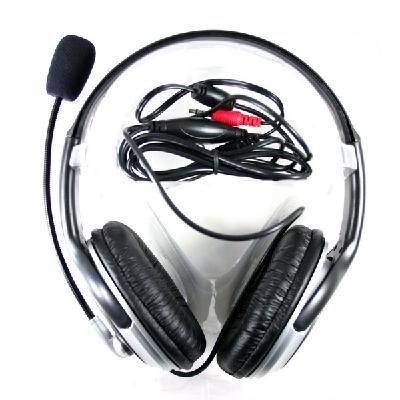 HI-FI STEREO HEADPHONE HEADSET WITH MIC SUPER BASS free shipping