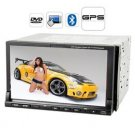 7in True Touchscreen Car DVD Player System with GPS Navigator SL-6731-GT-2-001  free shipping