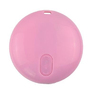 USB Pocket Electric Pink Winter Heating Hand Warmer Rechargeable  free shipping