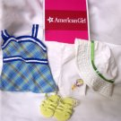 AUTHENTIC AMERICAN GIRL 18 INCH DOLLS-LANIE'S GARDEN OUTFIT