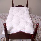 White Bed Mattress for American Girl 18 inch dolls