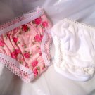 LOT OF TWO SETS OF PANTIES FOR AMERICAN GIRL 18 INCH DOLLS