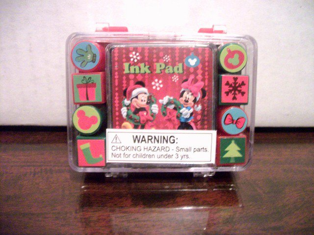 Disney Ink Pad Set for American Girl 18 inch dolls