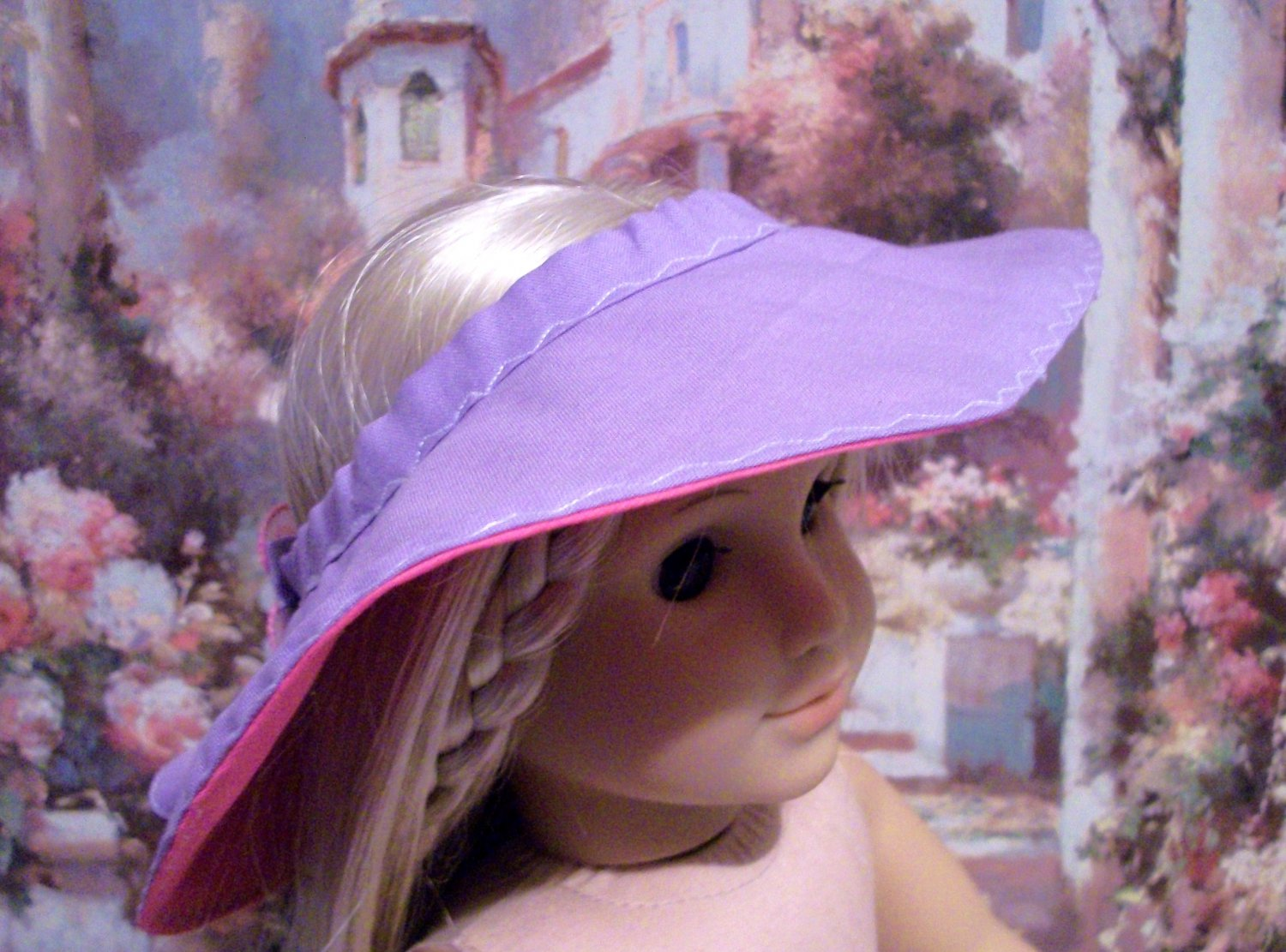 Lavender Beach Set for American Girl 18 inch dolls