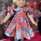 1930'S DRESS FOR AMERICAN GIRL 18 INCH DOLLS-RUTHIE