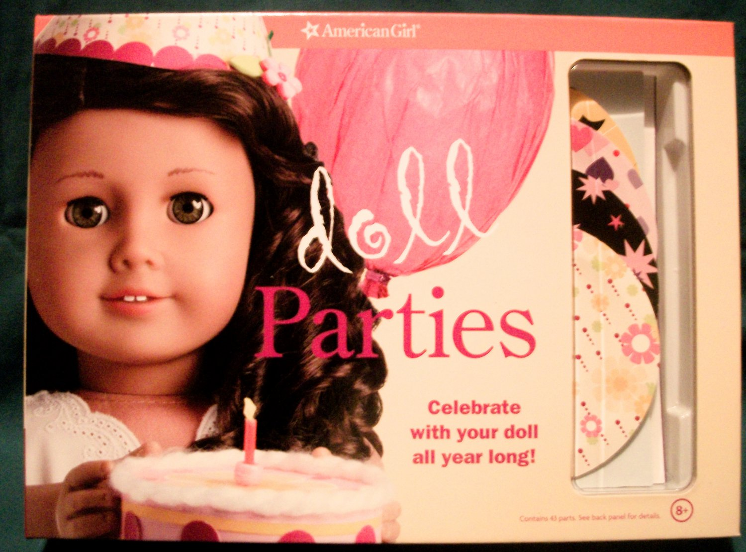 Doll Parties set for American Girl 18 inch dolls-Authentic AG