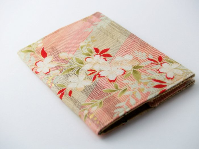 """Asian Garden"" Passport Cover"