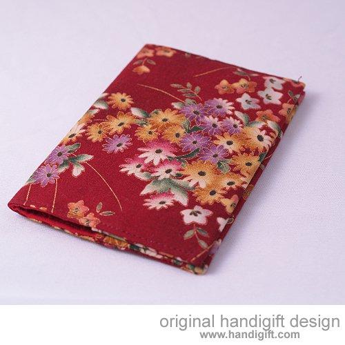 Japanese Bouquet Passport Cover