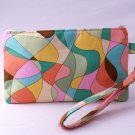 Colours Clutch/Wristlet