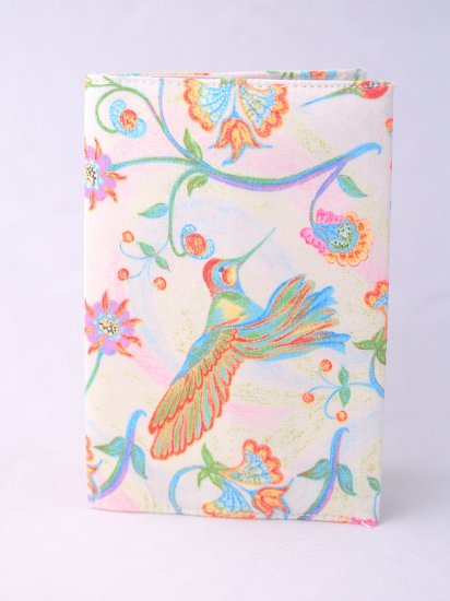 Hummingbird Passport Cover