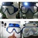 720P Underwater 40M HD Digital Camera Mask with LCD Screen for Diving