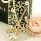 Eiffel Tower Clear Back Case Cover for iPhone 4S / 4