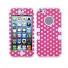 Double Layer Protector Case Cover for Apple iPhone 5