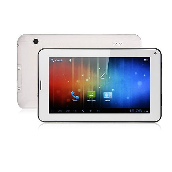 7 Inch All Winner A13 Cortex-A8 Android 4.0.4 Tablet PC