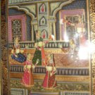 Mughal Miniature Painting SAK14