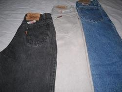 Wholesale 60 Women's Jeans : Only $2.79 or less /pc.